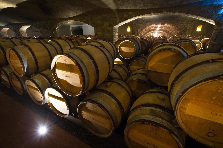 Ca'del Bosco/ Santa Margherita winery